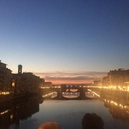 Not Florence, But Firenze