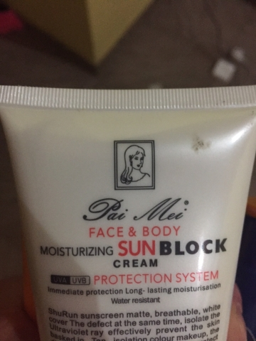FAKE ASS SUNSCREEN