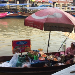 Floating Markets of Ratchaburi