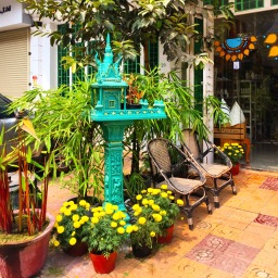 Siem Reap, Cambodia – Kandal  Village & Georges Rhumerie