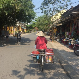 Cycling in Hoi An & Beach trip to An Bang